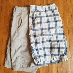 Bundle of Two Shorts size 40